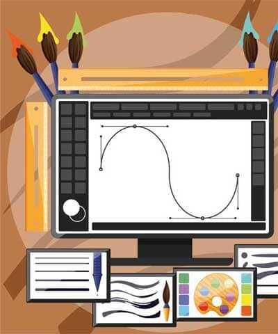 Leistungen Printdesign