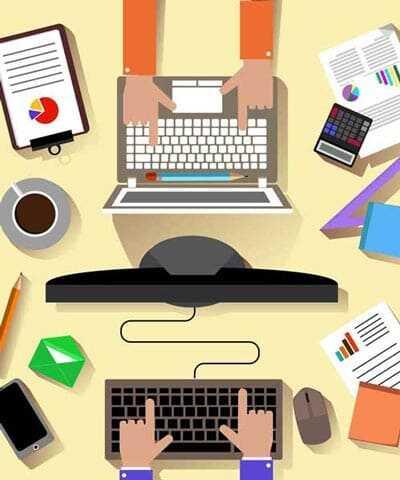 Leistungen Webdesign